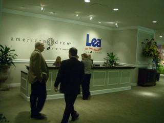 ジェシカマクリントックでおなじみのLea社