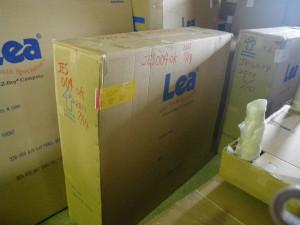 Lea社 ジェシカマクリントックの箱